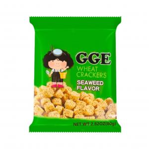 GGE Wheat cracker seaweed flavor