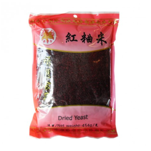 Golden Lily Dried yeast red rice (紅糟米)