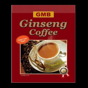 GMB Instant ginseng koffie met suiker