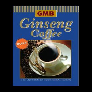 GMB Instant ginseng koffie (zwart)