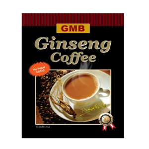 GMB Instant ginseng koffie zonder suiker
