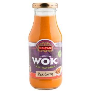 Go Tan Rode curry woksaus
