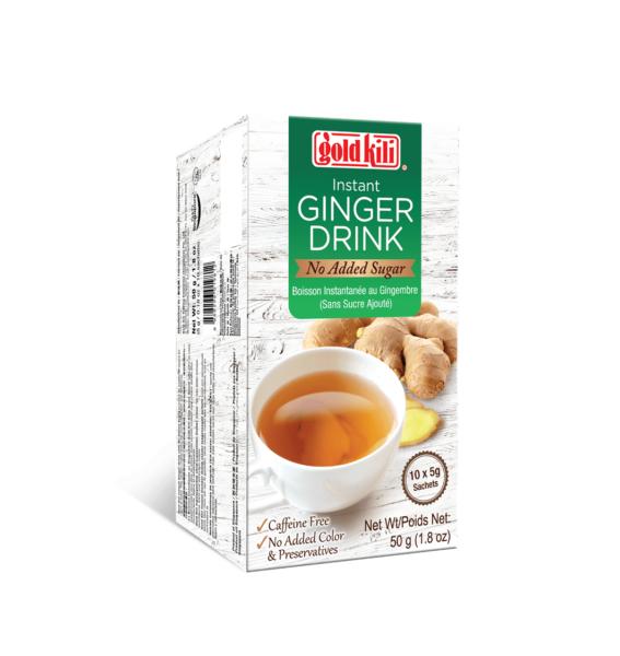 Gold kili Gember thee zonder suiker