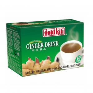 Gold Kili Instant gember drankje (金麒麟即沖即飲薑晶)