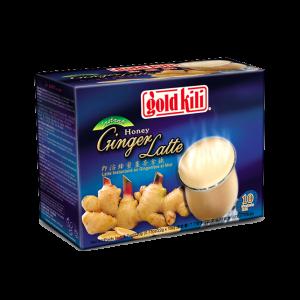 Gold Kili Instant gember latte met honing (金麒麟即沖蜂蜜薑茶拿鐵)