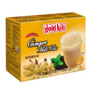 Gold Kili Instant gember melk thee