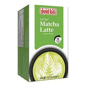 Gold Kili Instant matcha latte (即溶抹茶拿鐵)