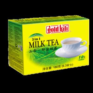 Gold Kili 3-in-1 instant melkthee (金麒麟3合1奶茶)