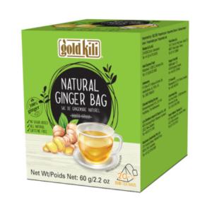 Gold Kili Natuurlijke gember thee