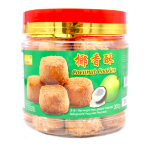 Gold Label Coconut cookies