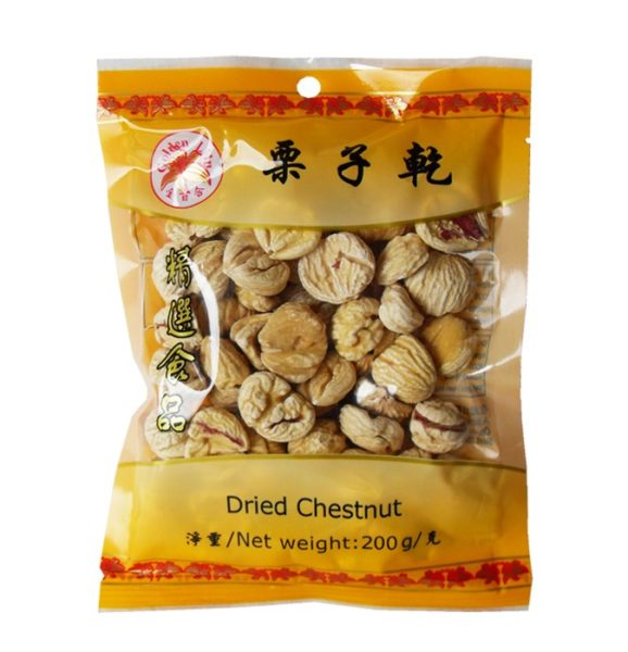 Golden lily Dried chestnut (栗子乾)