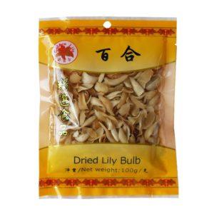 Golden Lily Gedroogde leliebloembollen (百合)