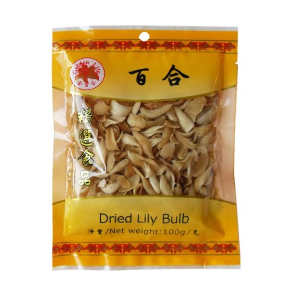 Golden Lily Dried lily bulb (百合)