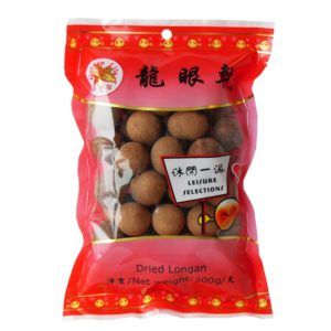 Golden Lily Dried longan (龍眼乾)