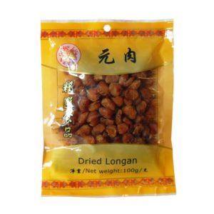 Golden Lily Gedroogde longan vlees (龍眼肉)