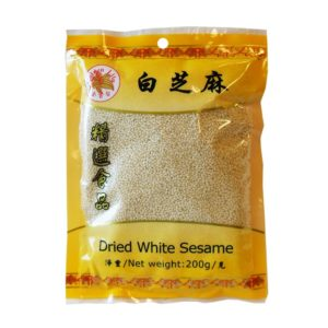 Golden Lily Dried white sesame (白芝麻)