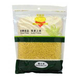 Golden Lion Dried millet (中國金獅牌糯小米)