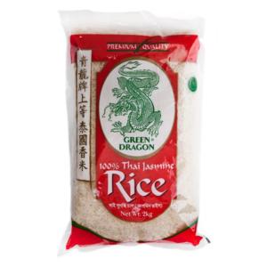 Green Dragon Parfum rijst 2kg
