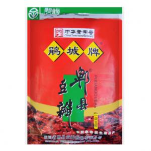 Green Food Chili bonen saus toban