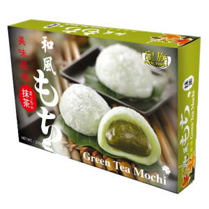 Royal Family Mochi groene thee