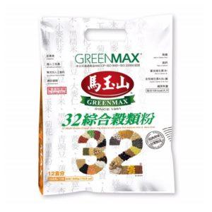 Greenmax  32 multigranen drank (馬玉山 32綜合穀類粉)