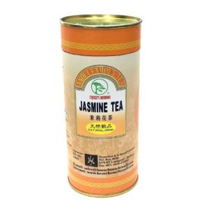Greeting Pine Groene thee gearomatiseerd met jasmijnbloesem