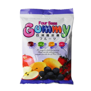 Four Seas Gummy snoep diverse fruitsmaken