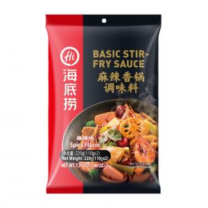 Hai Di Lao Basismix voor roerbak saus pikant mala smaak