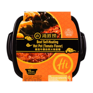 Hai Di Lao Self-heating beef hot pot tomato flavour