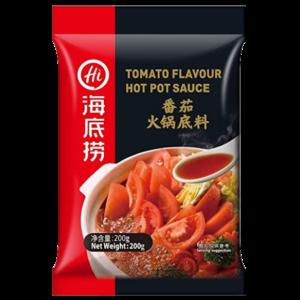 Hai Di Lao Fondue soepbasis met tomaten smaak