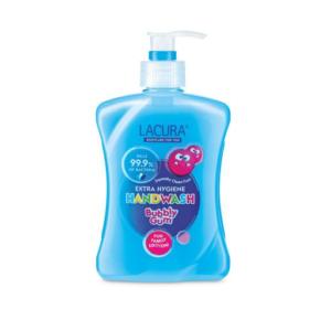 Lacura Handzeep bubble gum geur extra hygiëne - antibacterieel (洗手液)