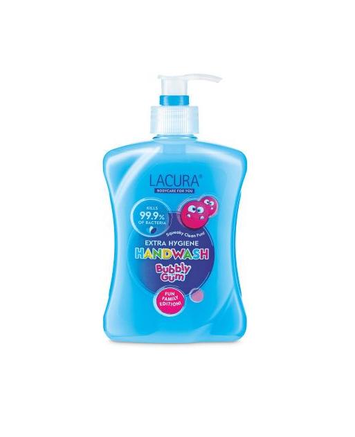 Handzeep bubble gum geur extra hygiëne – antibacterieel (洗手液)