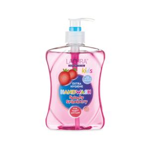 Handzeep aardbei geur extra hygiëne - antibacterieel (洗手液)
