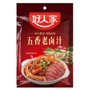 Hao Ren Jia Lake saus 5 kruiden (好人家 五香老卤汁)