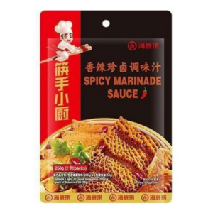Hai Di Lao Spicy marinade sauce (海底撈 香辣珍鹵調味汁)