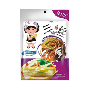 Yumei Ingemaakte groenten mix pittig