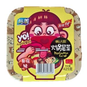 Yumei Instant groenten hot pot (paddenstoelen smaak)