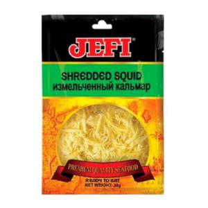 Jefi Shredded squid