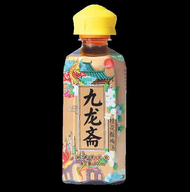 Osmanthus sour plum drink (九龙斋 桂花酸梅汤)