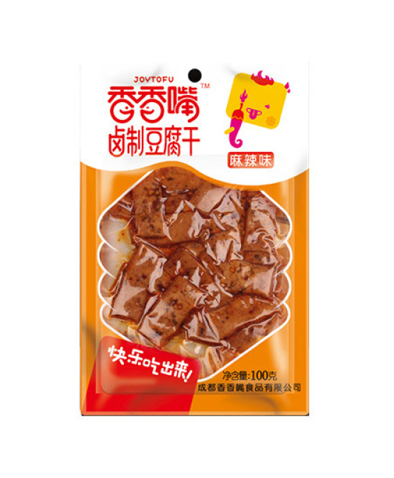 Tofu snack pikante smaak