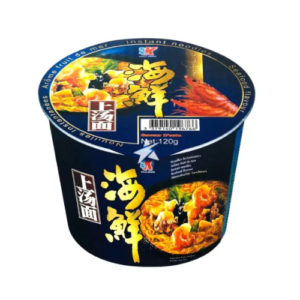 Kailo Brand  Bowl noodle seafood flavor