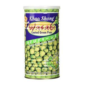 Khao Shong Wasabi coated green peas (280g)