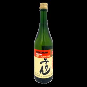 Kikkoman Mirin sweet cooking wine 12,5% ALC.