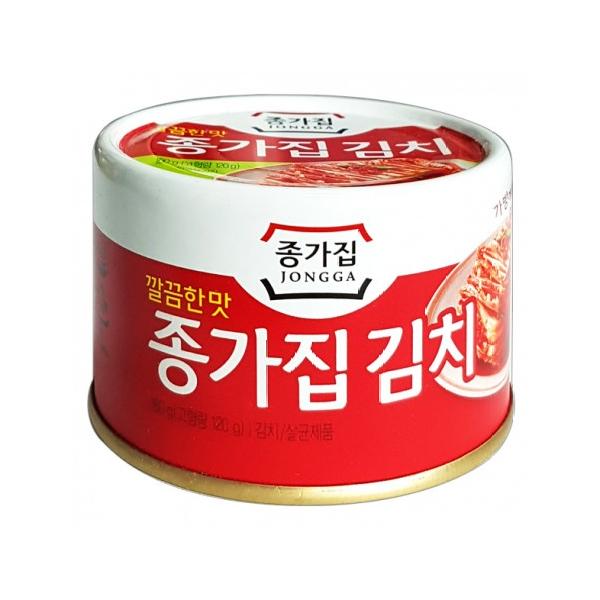 Kimchi in blik