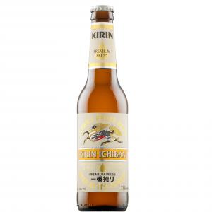 Kirin  Kirin bier 5% ALC. (麒麟啤酒)