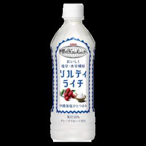 Kirin Salty lychee juice