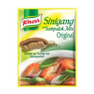 Knorr Sinigang sampalok mix original flavor