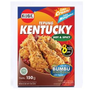 Kobe Kentucky meel heet & pikant