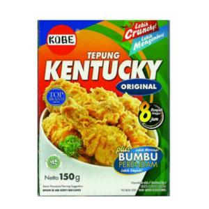 Kobe Kentucky meel origineel