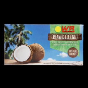 Will Raisa Puur kokoscrème